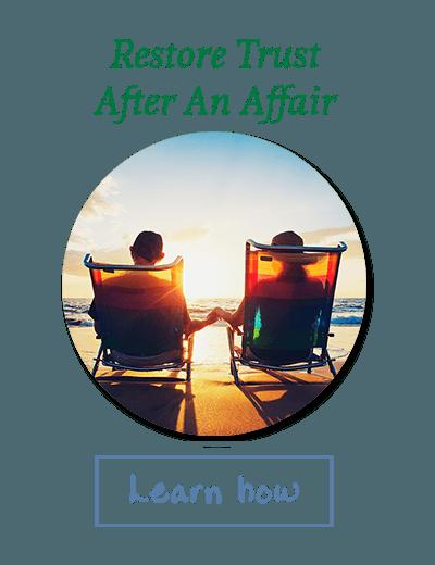 Restore trust after an affair